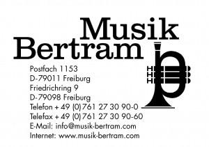 Adressenlogo Bertram 1