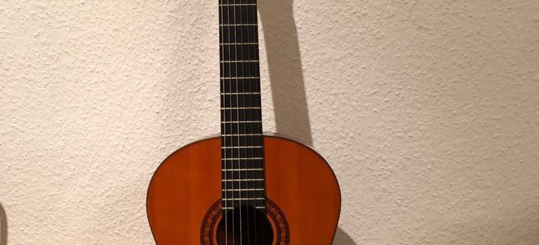 Gitarre für Anfänger – Kasuga